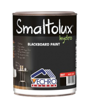 SMALTOLUX hydro BLACKBOARD PAINT 2